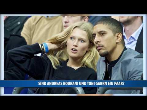Sind Andreas Bourani und Toni Garrn ein Paar?