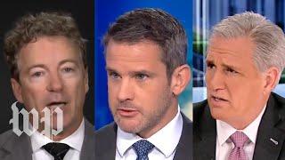 Republicans defend Trump from Cohen guilty pleas