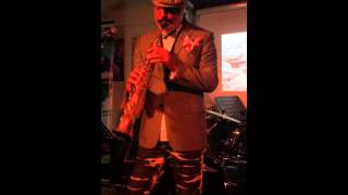 Arturo Tappin - Caribbean Clipper at the Loft, The Outhouse, Edinburgh Fringe 2015