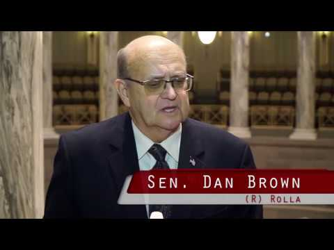 Missouri Senator Dan Brown Discusses His Approach to the FY 2018 State Budget