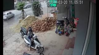 the latest robberies in Vietnam 2019 part 4