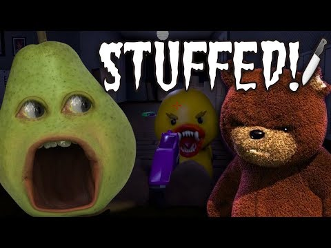 STUFFED: Evil Toys Attack! [Pear Plays]