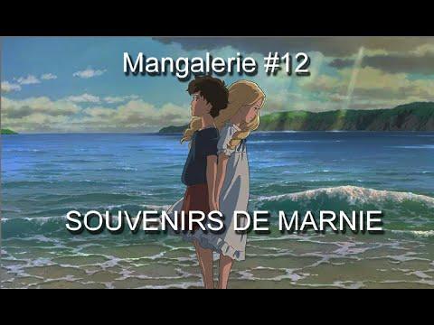 Mangalerie #12 Souvenirs de Marnie