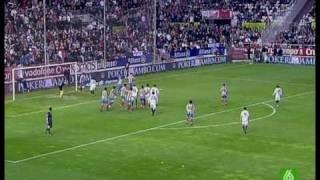 Sevilla FC 1-0 Atlético de Madrid 21 Febrero 2009
