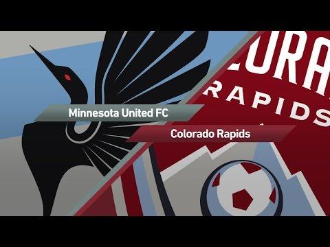 Highlights | Minnesota United FC vs. Colorado Rapids | April 23, 2017