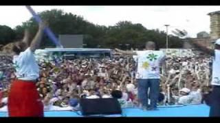 Dj francesco tour 2004 la canzone del capitano