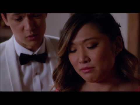 Glee - Tina asks Mike to marry her 6x08