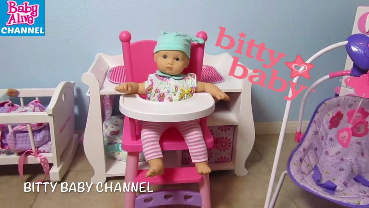 bitty baby doll  furniture toys   doll furniture