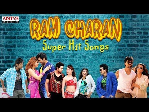 Ram Charan Super Hit Telugu Songs | Birthday Special Jukebox