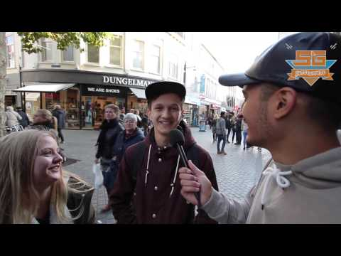 HOEVEEL GELD HEB JIJ OP JE REKENING?? (BREDA) - SUPERGAANDE INTERVIEW