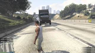 Meanwhile in GTA V online