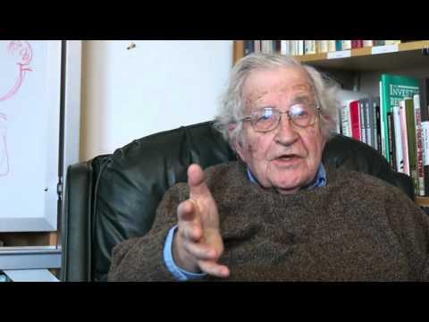 Noam Chomsky Discusses President Obama's Drone Program