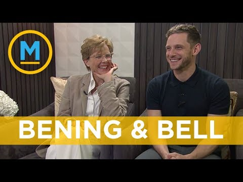 Annette Bening and Jamie Bell's chemistry in 'Film Stars Don't Die in Liverpool'   Your Morning