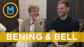 Annette Bening and Jamie Bell's chemistry in 'Film Stars Don't Die in Liverpool' | Your Morning