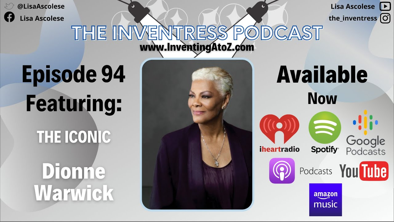 Episode 94 - Dionne Warwick, Available Now!!!