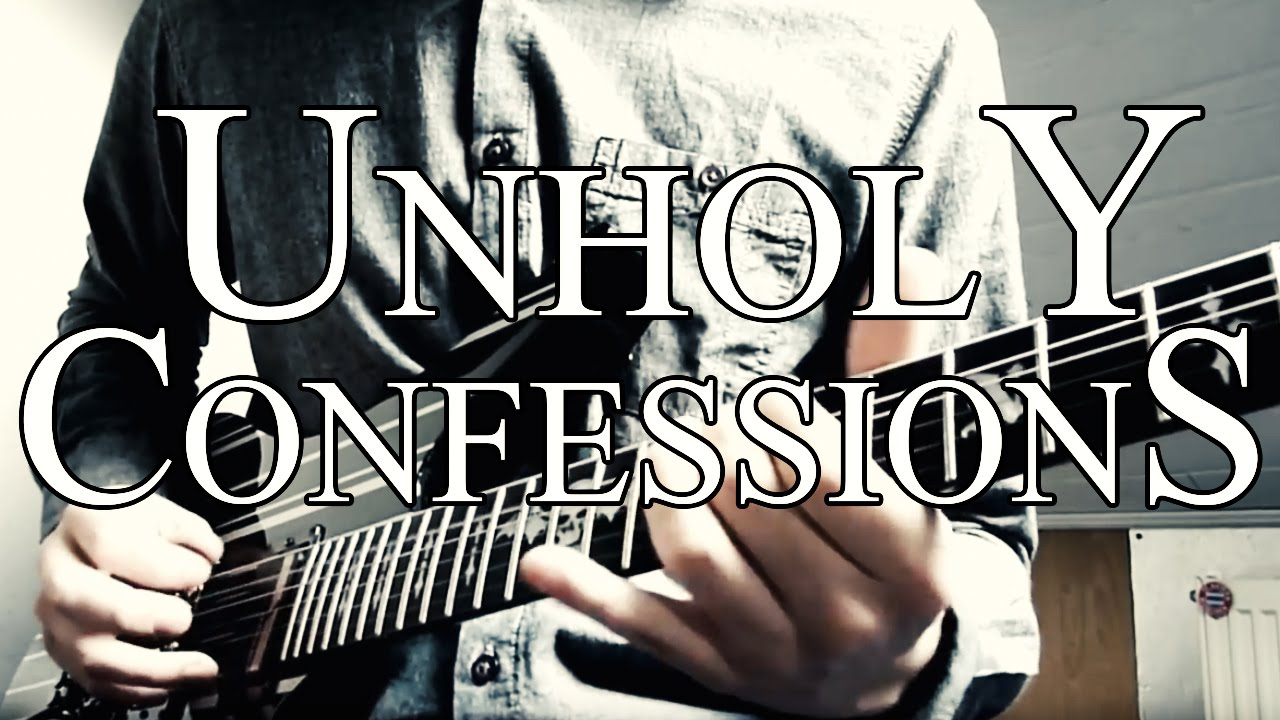 CONFESSIONS SEVENFOLD PRO GUITAR AVENGED BAIXAR UNHOLY