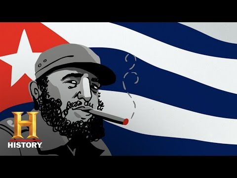 Drawn History: The Many Attempted Assassinations of Fidel Castro | History