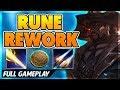 EASIEST WAY TO GET GOLD (RUNE REWORK) - BunnyFuFuu Full Gameplay