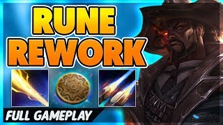 EASIEST WAY TO GET GOLD (RUNE REWORK) - BunnyFuFuu Full Gameplay