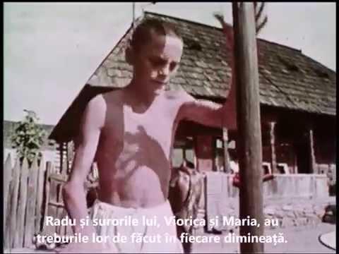 Romania: A village of the past - Un sat de altădată