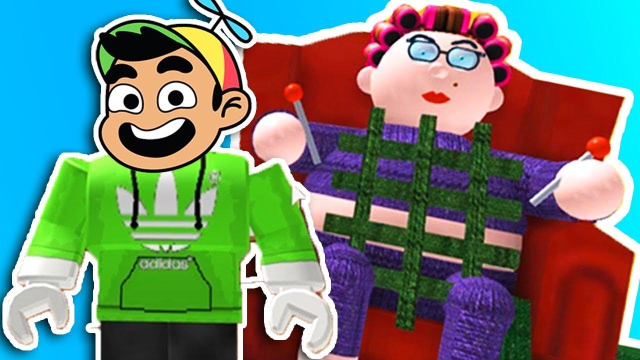 Guava Juice Roblox Character Escape Grandmas House Roblox Guava Games Youtube
