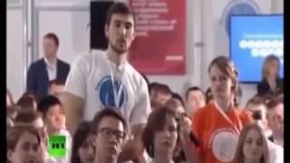 Ответ Путина о криптовалюте Биткойн студентам