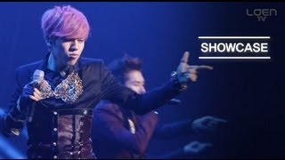 [INFINITE H Showcase-2] _ Without You(니가 없을 때) (Live Ver.) [ENG SUB]
