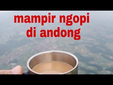 Mampir Ngopi Gunung Andong Via Sawit Sebelum Puasa (tiktok)