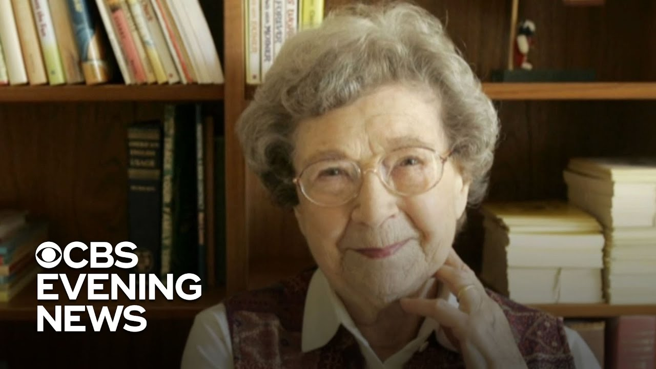 Children's book author Beverly Cleary dies at 104