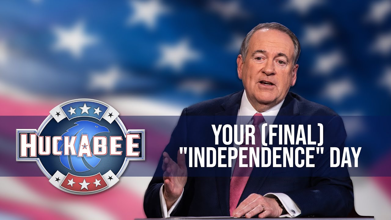 "I Hope You Enjoy Your (Final) ""Independence"" Day 