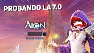 Обложка на видео о AION 7.0 | Probando un server con la 7.0 (Gameplay en español)