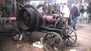 Lorenz Standmotor / Stationärmotor - One Cylinder Engine - Moteur Fixe