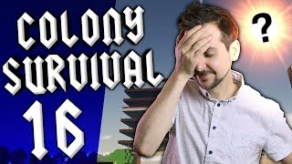 WHERE'S THE SUN GONE? | Colony Survival