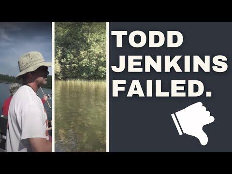 Todd Jenkins Failed