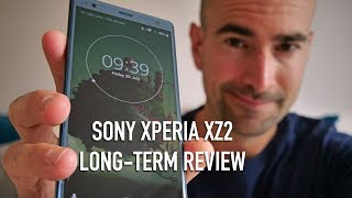 Sony Xperia - Sony Xperia XZ2 Long-Term Review | Forget Android P!