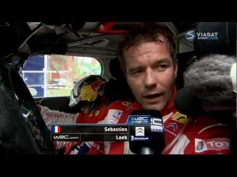 WRC 2012 Rally Finland Review
