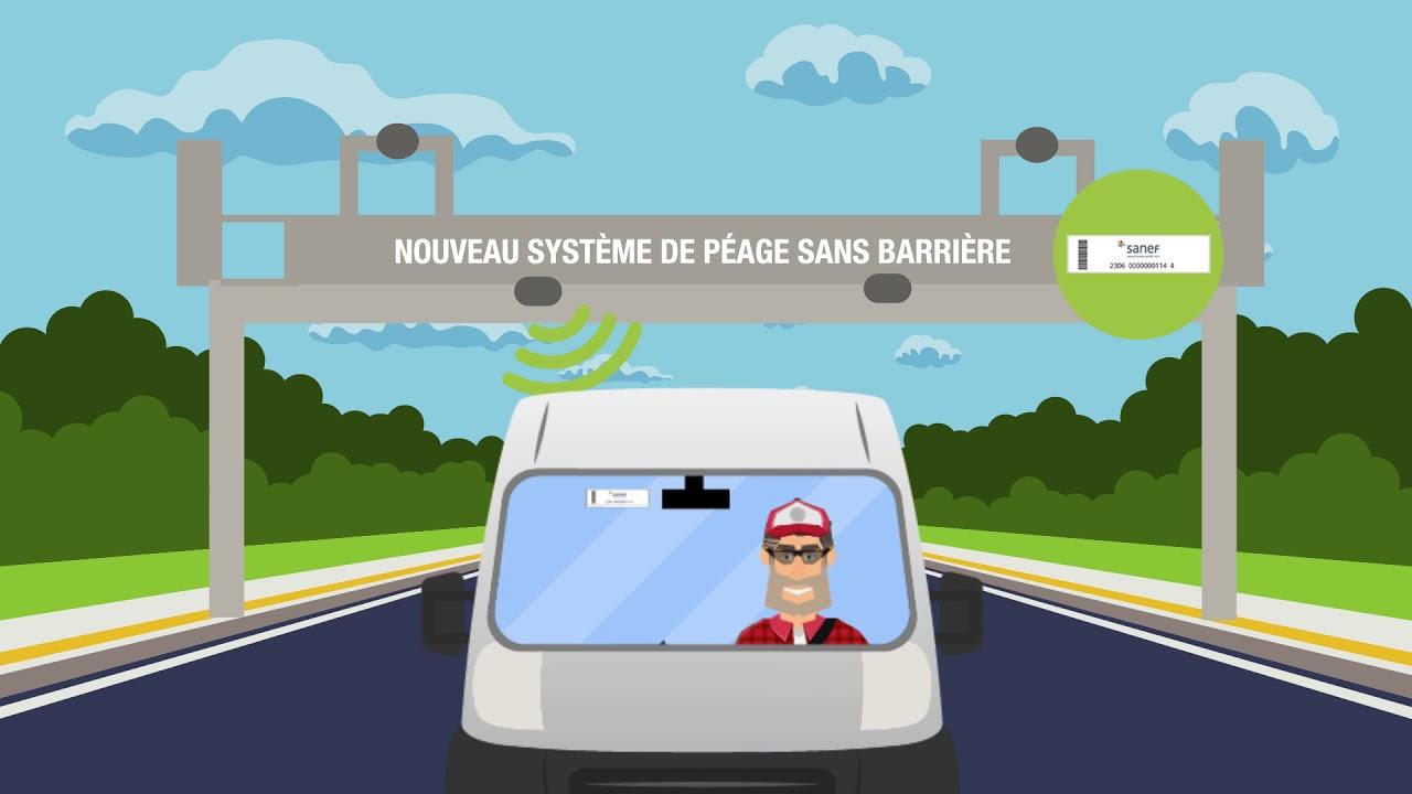 Le péage sans barrière ? ça se passe à Boulay !