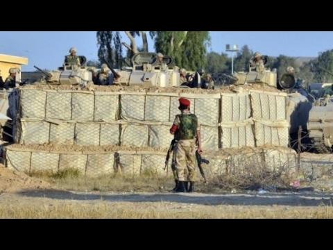 مصر: تنظيم -الدولة الإسلامية- يتبنى هجوما قرب دير -سانت كاترين- في سيناء