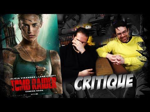 Critique - Tomb Raider - Avec ET sans Spoil (spoilers à partir de 12:38)