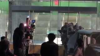 Suicide Squad Filming (Will Smith, Margot Robbie, Scott Eastwood, Joel Kinnaman)
