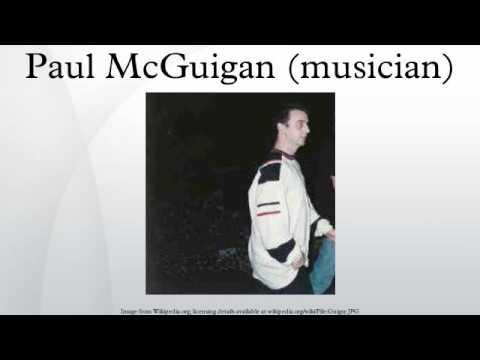 Paul McGuigan musician