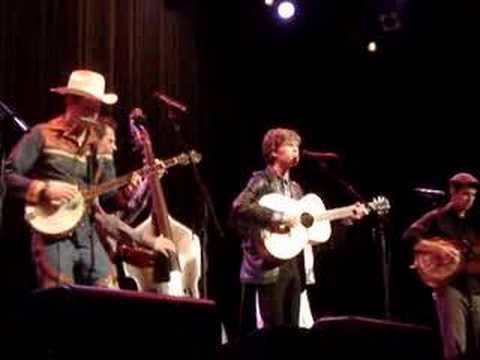 Old Crow Medicine Show w/Emmylou Harris 11/1/07