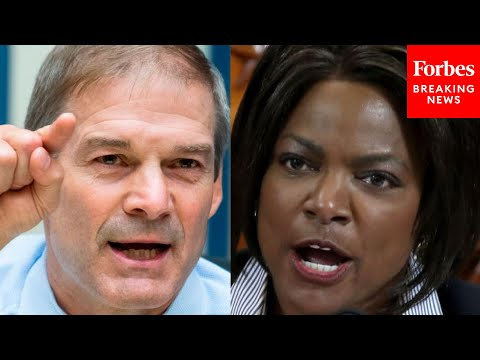Week's Viral Moment: House Hearing Descends Into Chaos During Jim Jordan/Val Demings Confrontat