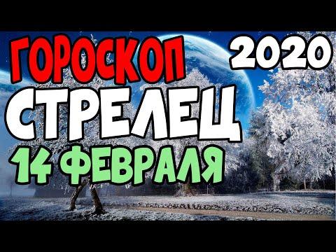 Гороскоп на 14 февраля 2020 года Стрелец