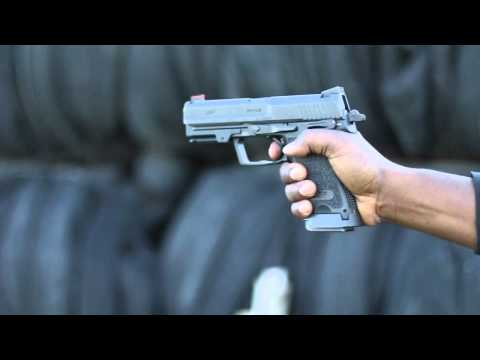 HK USP 9mm The Get Home Gun (Audio Fixed)
