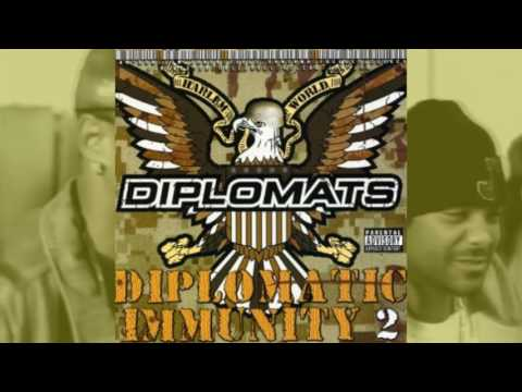 The Diplomats / Dipset ● 2004 ● Diplomatic Immunity 2 (FULL ALBUM)