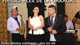 Alex de la Caracal Am plecat de jos live
