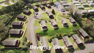 Beverley Holidays Aerial Drone Video