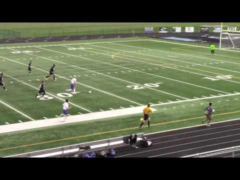 Tyler Thompson Soccer - Midview High School Class of 2017