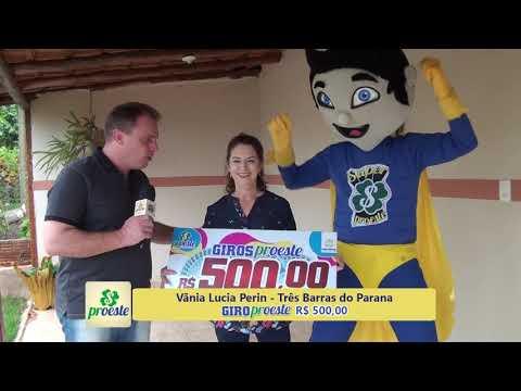 Vãnia Lucia Perin Giro Proeste 13.10.2019 - Três Barras do Parana
